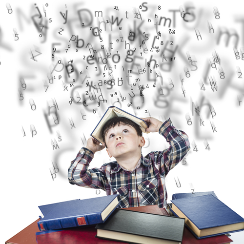 Dyslexia through the eyes of a child